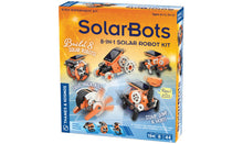 Load image into Gallery viewer, Solar 8 in 1 Robot Kit