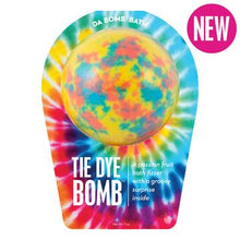 Load image into Gallery viewer, Tie Dye Yellow Bomb