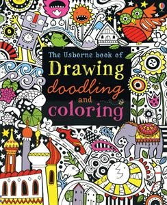 Drawing, Doodling and Coloring Book 2
