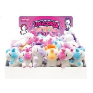 Unicorn Scented Backpack Buddies