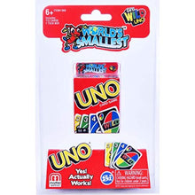 Load image into Gallery viewer, Worlds Smallest Mattel Uno