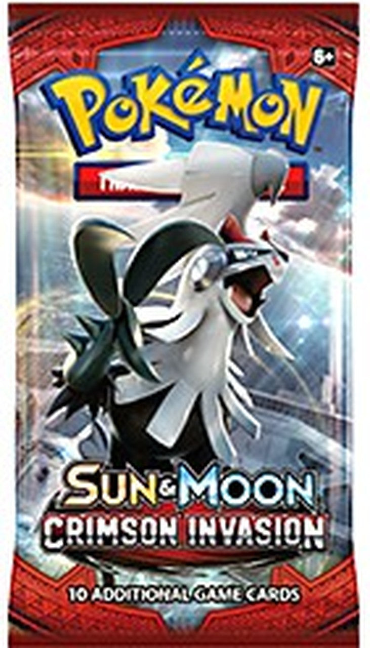 Pokemon Crimson Invasion Pack
