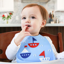 Load image into Gallery viewer, Baby Bib Yacht