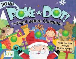 The Night Before Christmas Poke Book
