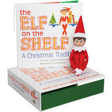 Elf on the Shelf Girl Kit