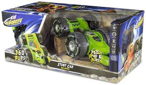 Rc Stunt Racer Green
