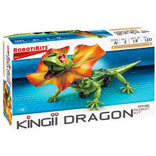 Kingii Dragon Robot