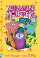 Billy and the Mini Monsters: Monsters on the Loose