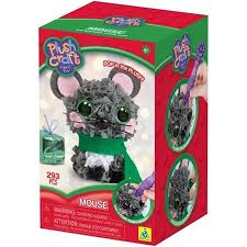 Plush Craft Mouse Mini 3D