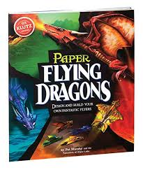 Paper Flying Dragon Book