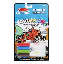 Magicolor coloring pad-games & adventure