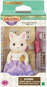 Silk Cat Town Girl Series