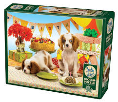 Every Dog Has It's Day 1,000 pc Puzzle