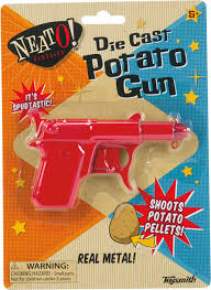 Die Cast Potato Gun