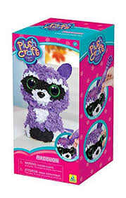 Plush Craft Raccoon