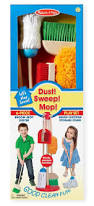 Let's Play House! Dust, Sweep & Mop