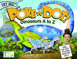 Dinosaurs A to Z Poke Book