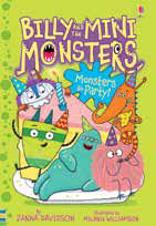 Billy and the Mini Monsters Monsters Party
