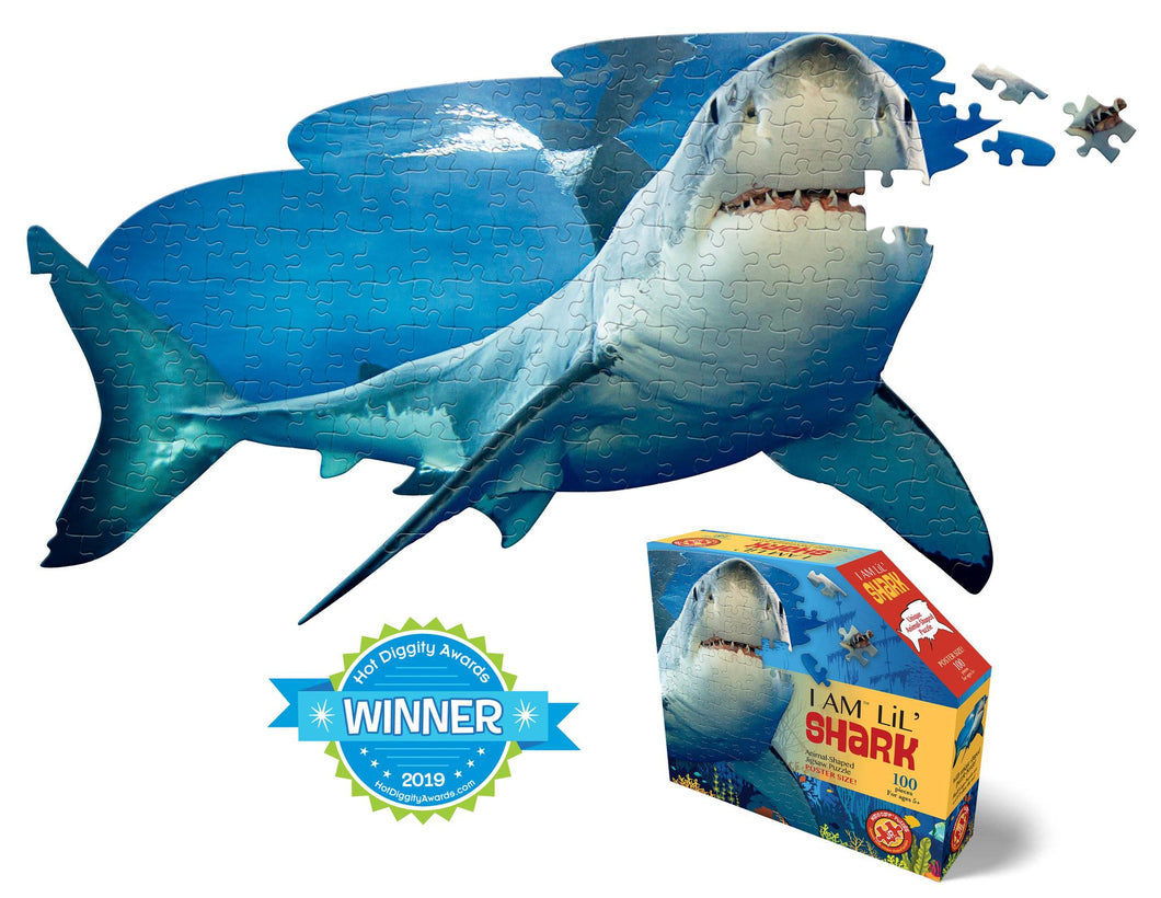 I AM Lil Shark Puzzle 100pc