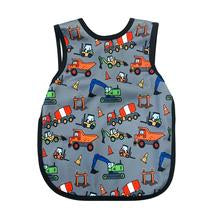 Construction Zone Bapron Toddler