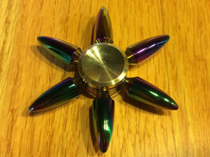 Metal Spinner (Brass & Metal)