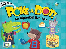 Load image into Gallery viewer, Alphabet Eye Spy Poke Book