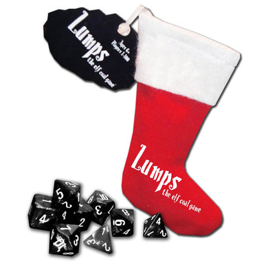Lumps of Coal Dice Game