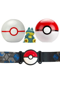Pokémon Clip 'N' Go Poké Ball Belt Set