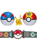 Load image into Gallery viewer, Pokémon Clip 'N' Go Poké Ball Belt Set