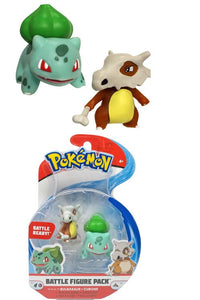 Pokémon Battle 2 Inch And 3 Inch Figure Packs