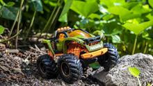 Load image into Gallery viewer, Jurassic Beast Monster Truck