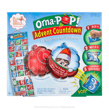 Load image into Gallery viewer, Orna-Pop Advent Calendar