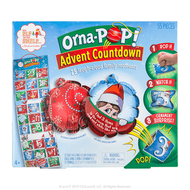 Orna-Pop Advent Calendar