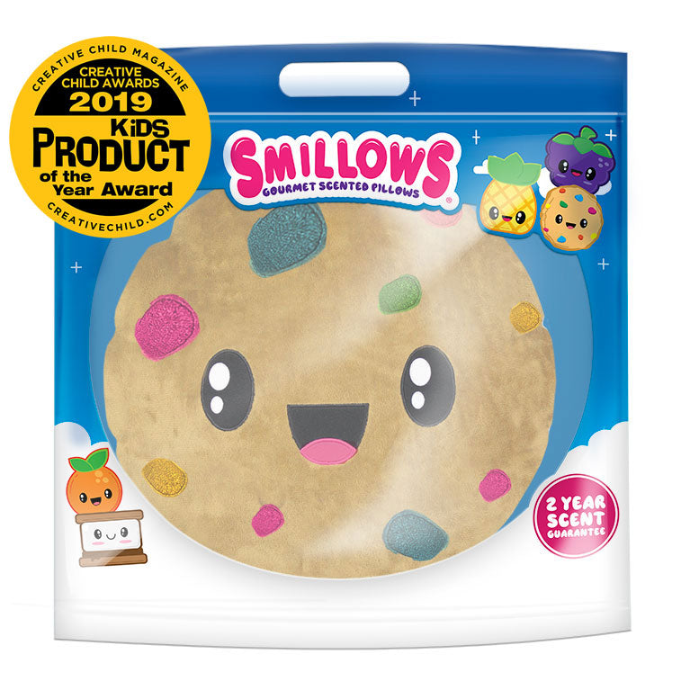 Smillows Rainbow Chip Cookie
