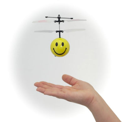 Mini Flyer Smiley