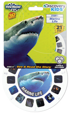 Discovery Kids View Master Reel Marine Life 3D