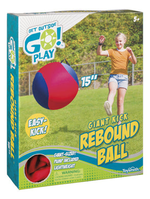Giant Kick Rebound Ball