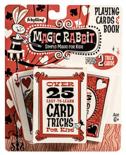 Load image into Gallery viewer, Magic Rabbit Card Tricks