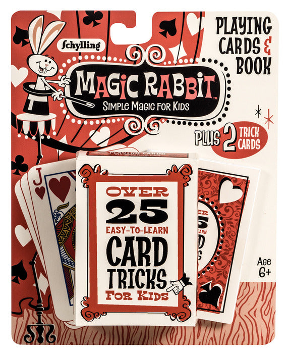Magic Rabbit Card Tricks
