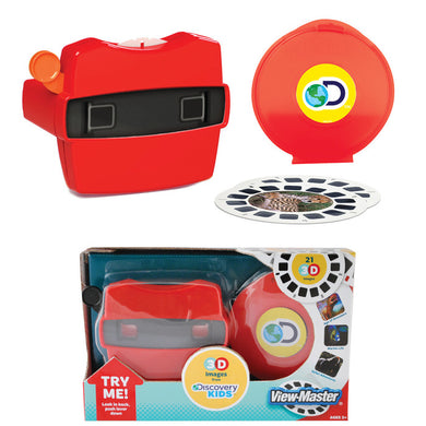 Viewmaster Discovery 3D Box Set
