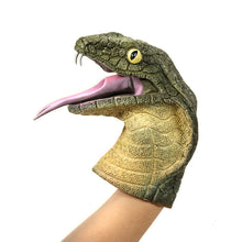Load image into Gallery viewer, Cobra Hand Puppet