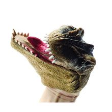 Load image into Gallery viewer, Dinosaur Hand Puppet