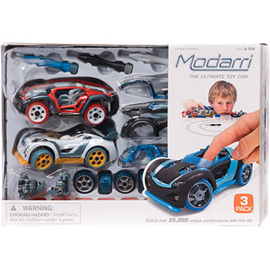 3 Pack Car Kit