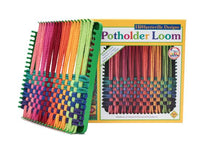 Load image into Gallery viewer, Potholder Loom Traditional