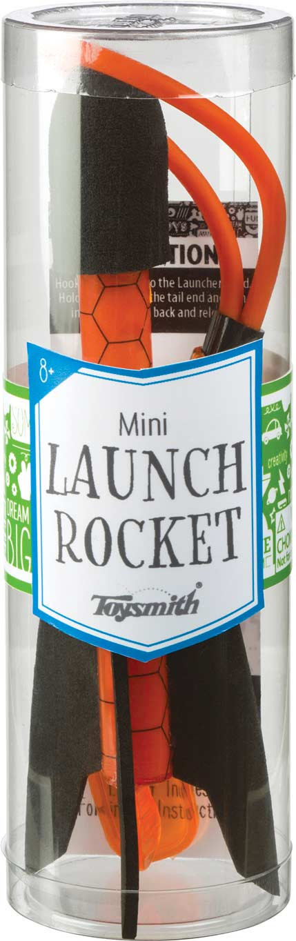 Mini Launch Rocket