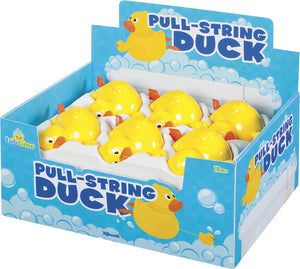 Pull String Duck