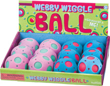 Load image into Gallery viewer, Webby Wiggle Ball