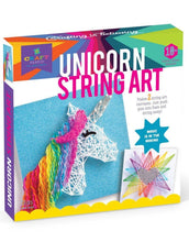 Load image into Gallery viewer, String Art Kit Unicorn