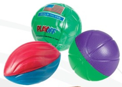 Mini Play Off Ball