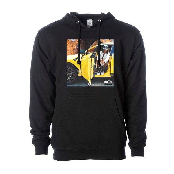 Wayy 2 Kritical Hoodie + Digital Album